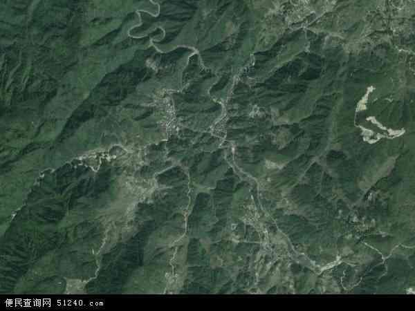江根乡地图 - 江根乡卫星地图 - 江根乡高清航拍