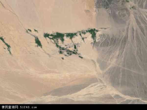 维吾尔自治区塔城地区额敏县喇嘛昭乡地图(卫星地图)