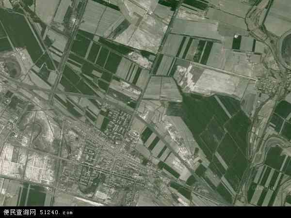中国新疆维吾尔自治区塔城地区沙湾县柳毛湾镇地图