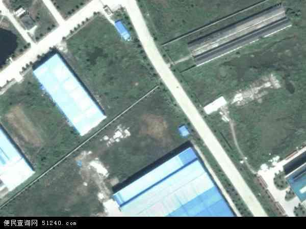 溧水开发区地图 - 溧水开发区卫星地图