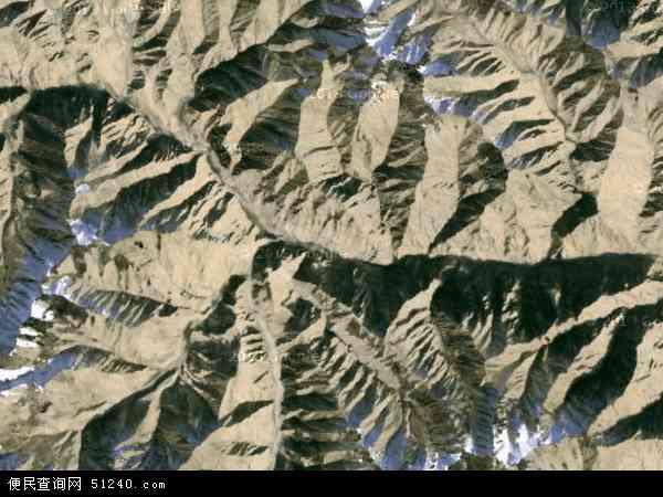 马尔洋乡地图 - 马尔洋乡卫星地图