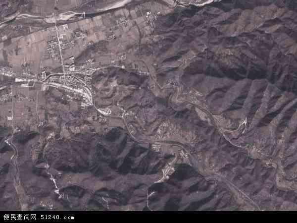 七里坪乡地图 - 七里坪乡卫星地图