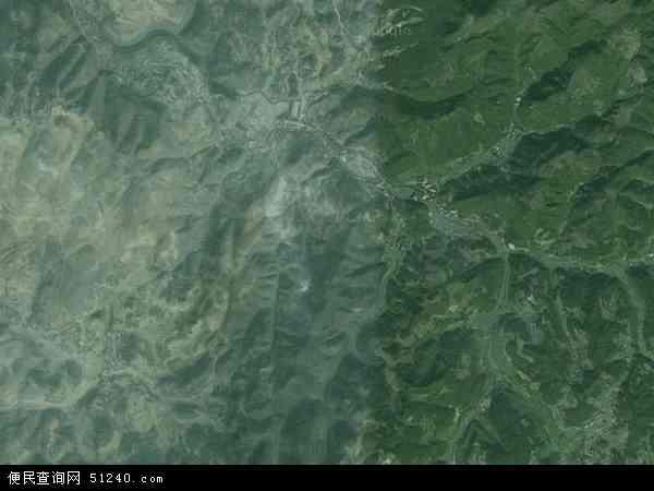 沙湾镇地图 - 沙湾镇卫星地图 - 沙湾镇高清航拍