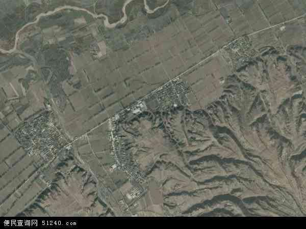 苏龙口镇地图 - 苏龙口镇卫星地图