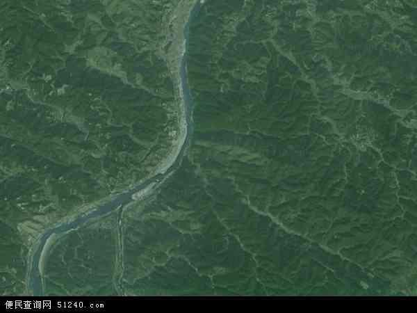 铜鼓镇地图 - 铜鼓镇卫星地图 - 铜鼓镇高清航拍