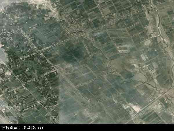 塔尔拉克乡地图 - 塔尔拉克乡卫星地图
