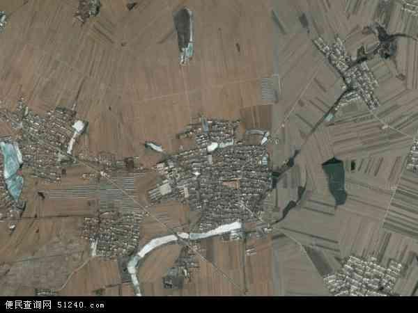 中国辽宁省葫芦岛市绥中县塔山屯镇地图(卫星地图)