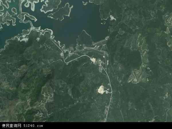 汤溪镇高清卫星地图 汤溪镇2016年卫星地图 中国广东省潮州市饶平