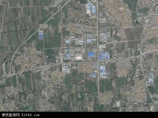 中国河北省唐山市遵化市西留村乡地图(卫星地图)