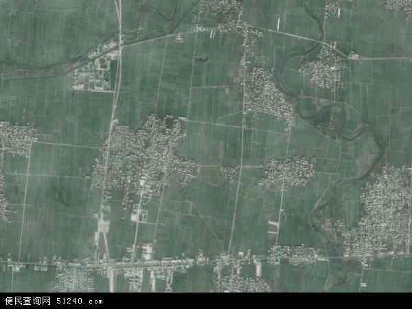 中国河南省安阳市安阳县永和镇地图(卫星地图)