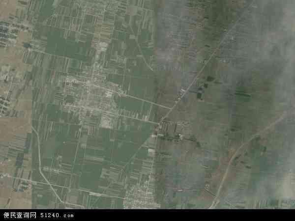 广济镇地图 - 广济镇卫星地图 - 广济镇高清航拍