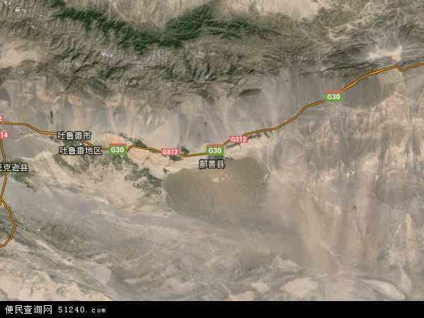 南山矿区高清航拍地图