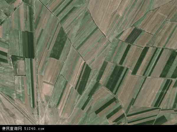 中国新疆维吾尔自治区塔城地区塔城市恰合吉牧场地图