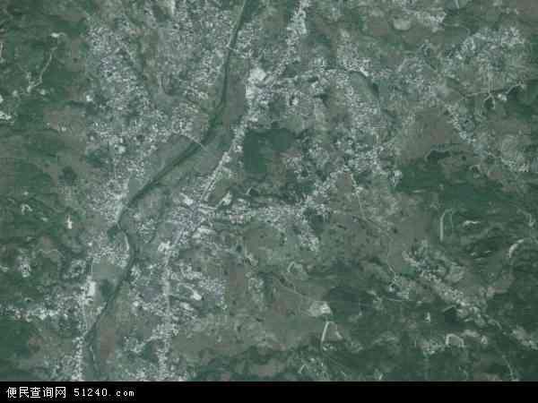 饶洋镇高清卫星地图 饶洋镇2016年卫星地图 中国广东省潮州市饶平