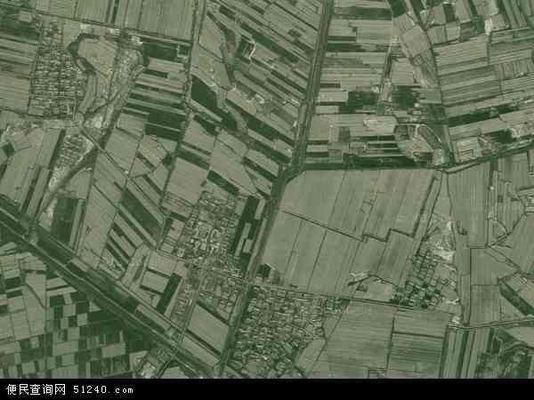 维吾尔自治区塔城地区沙湾县商户地乡地图(卫星地图)