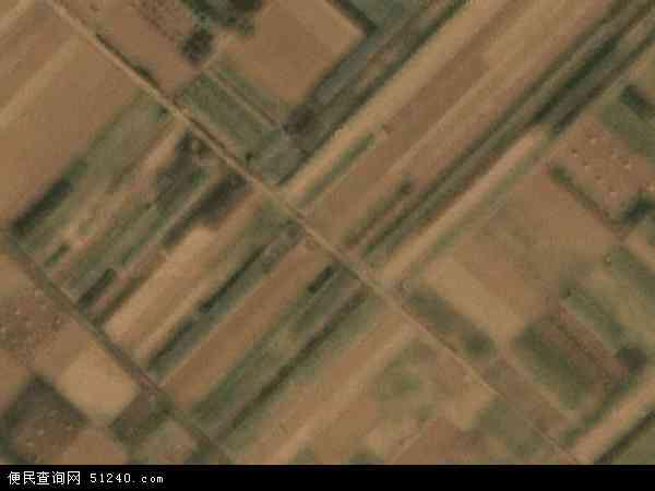 中国甘肃省陇南市礼县石桥镇地图(卫星地图)
