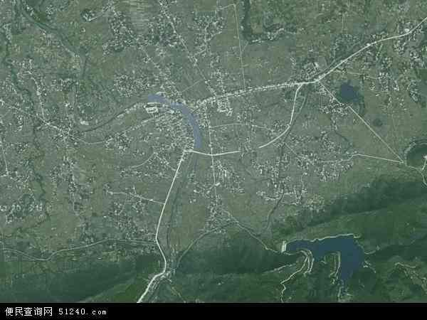 太平镇地图 - 太平镇卫星地图
