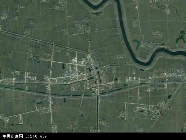 安徽省利辛县地图
