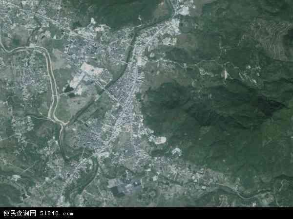 新丰镇高清卫星地图 新丰镇2016年卫星地图 中国广东省潮州市饶平