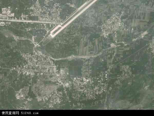 中国河北省保定市易县西山北乡地图(卫星地图)