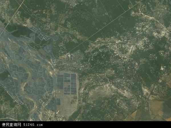 中国海南省省直辖县级行政区划儋州市新州镇地图