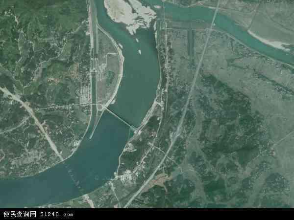 永和乡高清卫星地图 永和乡2016年卫星地图 中国湖南省衡阳市衡山