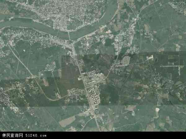 崖城镇地图 崖城镇卫星地图 崖城镇高清航拍地图 崖城镇高清卫星地图 高清图片