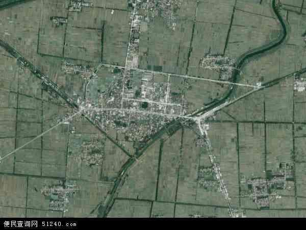 鱼城镇地图 鱼城镇卫星地图 鱼城镇高清航拍地图 鱼城镇高清卫星地图