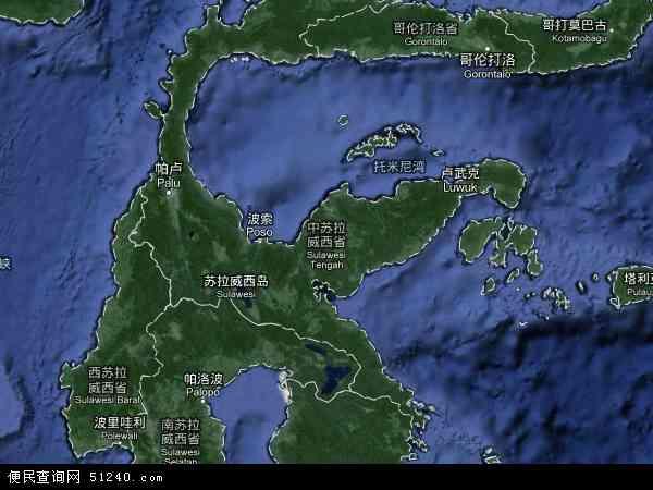 地图(卫星地图)