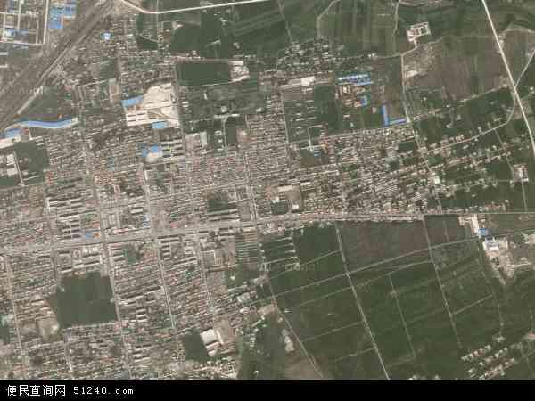 宝龙山镇地图 - 宝龙山镇卫星地图
