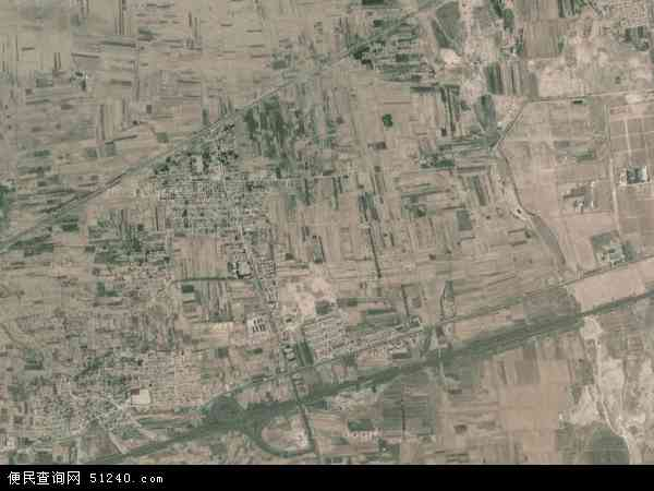 中国河北省张家口市怀来县东花园镇地图(卫星地图)图片