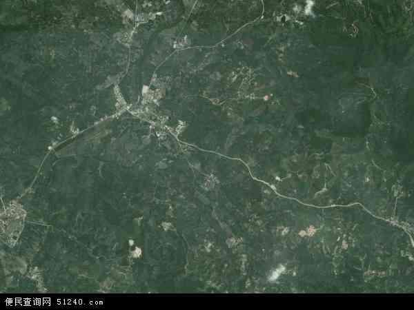 东山镇高清卫星地图 东山镇2016年卫星地图 中国广东省潮州市饶平