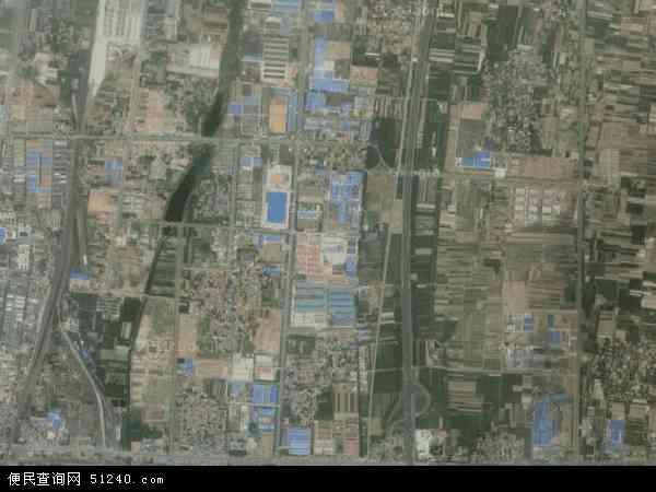 和庄镇卫星地图 - 和庄镇高清卫星地图 - 和庄镇高清航拍地图 - 2016