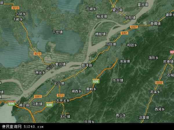 2015年黄乐林场高清卫星地图