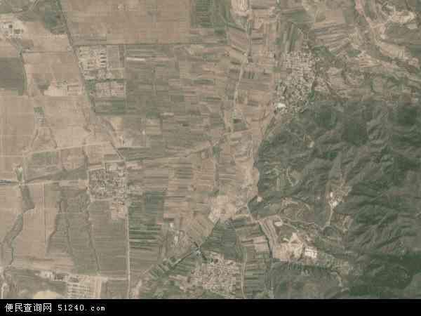 中国河北省张家口市怀来县瑞云观乡地图(卫星地图)