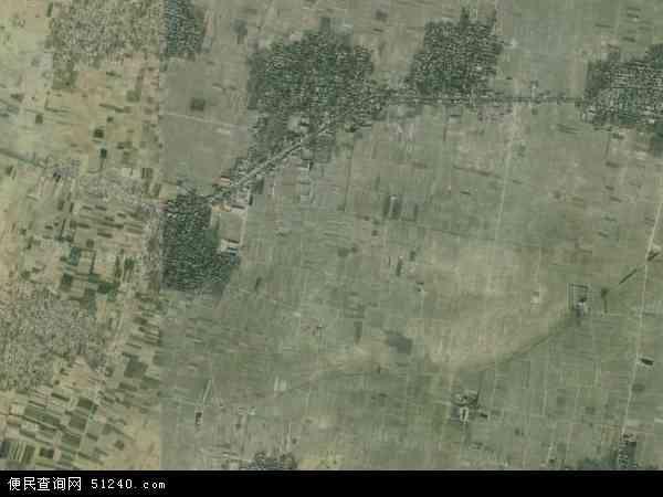 中国河北省邯郸市大名县孙甘店乡地图(卫星地图)