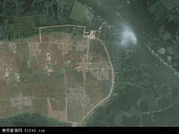 微山县行政地图_济宁市南阳镇行政地图