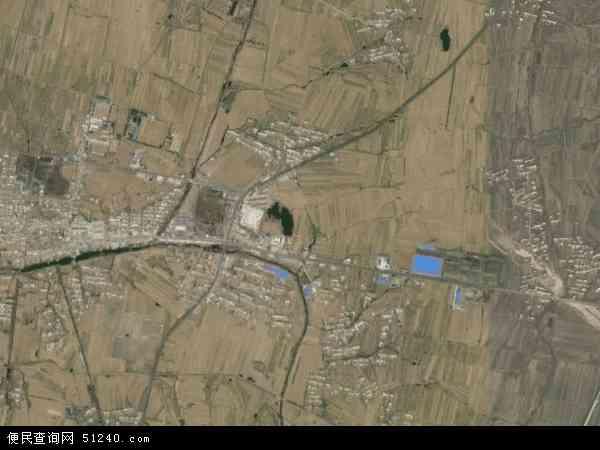 中国辽宁省大连市瓦房店市永宁镇地图(卫星地图)