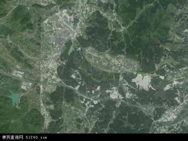 舟山镇卫星地图 - 舟山镇高清卫星地图 - 舟山镇高清航拍地图 - 2017