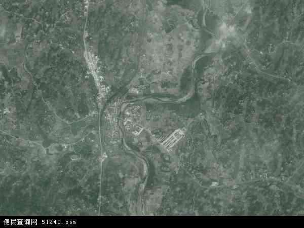 东双河镇高清卫星航拍地图