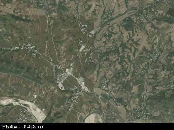 中国辽宁省葫芦岛市绥中县范家满族乡地图(卫星地图)
