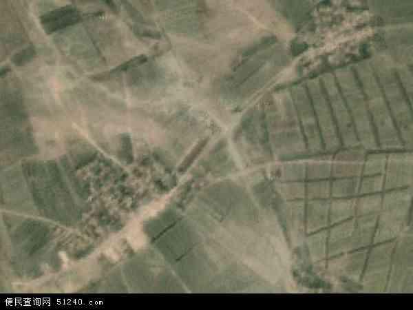 黄花塔拉苏木高清卫星地图