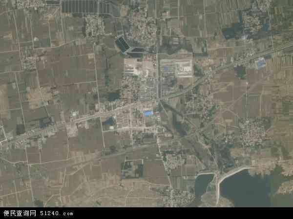 金庄镇2016年卫星地图 中国山东省济宁市泗水县金庄镇地图