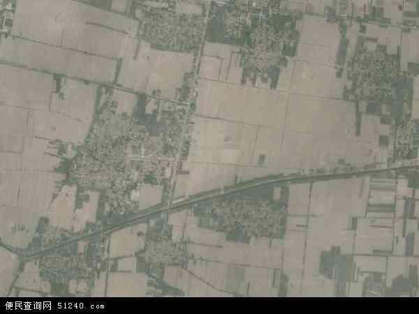 潘庄镇地图 - 潘庄镇卫星地图