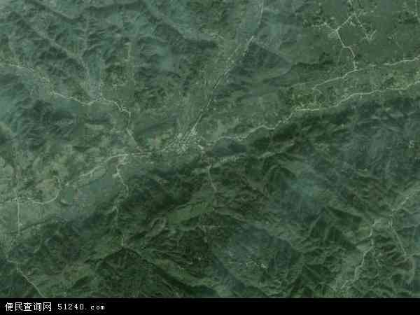 双河乡高清卫星航拍地图