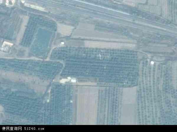 中国山东省烟台市莱阳市山前店镇地图(卫星地图)