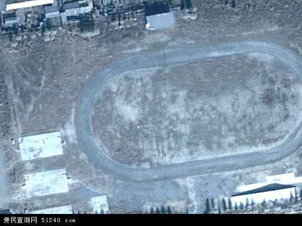省大兴安岭地区塔河县十八站林业局地图(卫星地图)