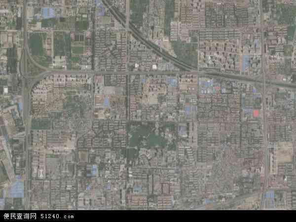 石家庄高清卫星地图_石家庄市高清卫星地图图片