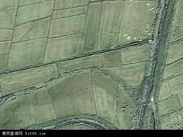 中国黑龙江省佳木斯市汤原县梧桐河农场地图(卫星地图)