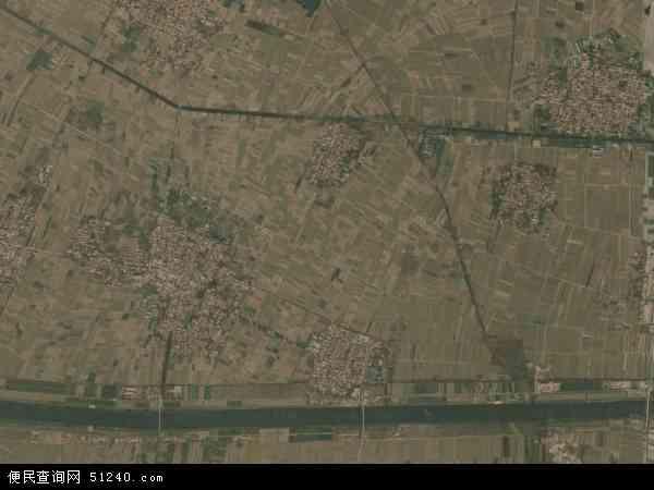 张官屯乡地图 - 张官屯乡卫星地图